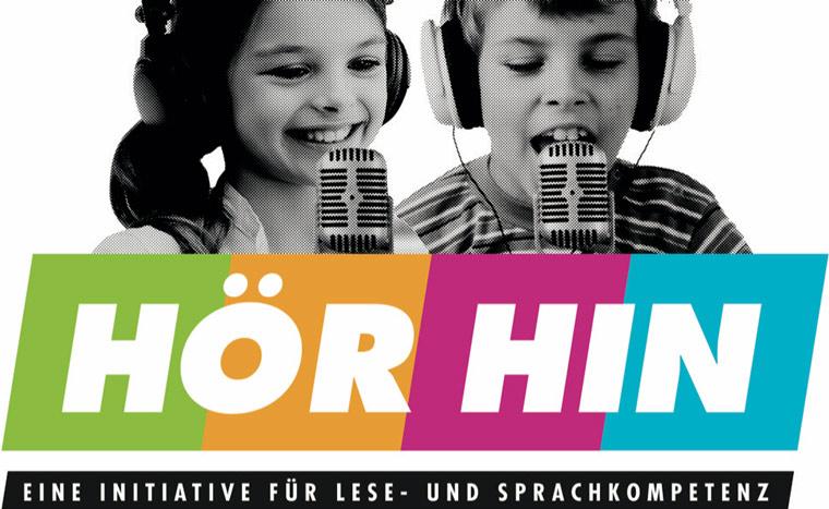 Hör hin - Österreichs gößtes Hörbuchprojekt