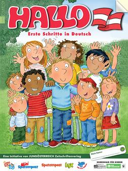 HALLO ÖSTERREICH – Erste Schritte in Deutsch