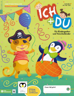 ICH+DU – die Zeitschrift für die Vorschulstufe