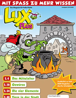 LUX Plus Cover