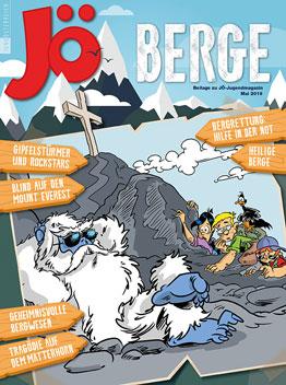JÖ Themenheft Berge Cover