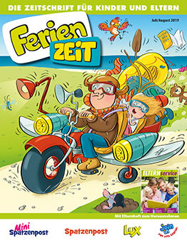 Ferienzeit Cover