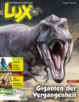 LUX Cover