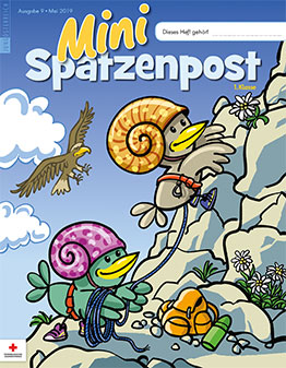 Mini-Spatzenpost Cover