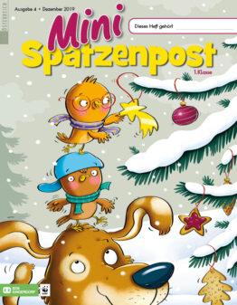 Mini-Spatzenpost