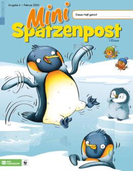 Mini-Spatzenpost Cover