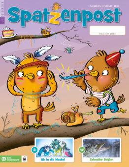 Spatzenpost Cover