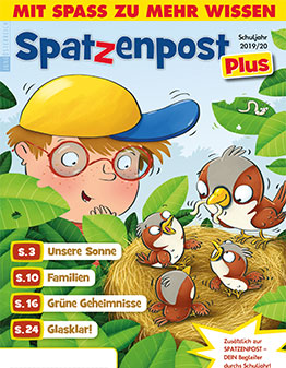 Spatzenpost Plus Cover
